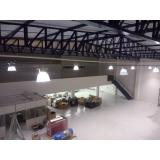 instalação elétrica industrial São Lourenço da Serra