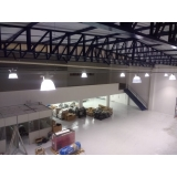 instalação elétrica industrial Valinhos
