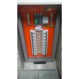 instalação elétrica quadro de energia valor Cambuci