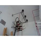 instalação energia elétrica valor Granja Julieta