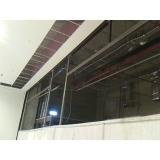 instalação industrial elétrica valor Cantareira