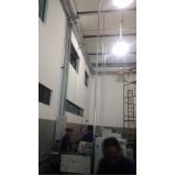 instalação instalação de rede elétrica Jardim Novo Mundo