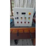 instalação quadro de comando elétrico Jabaquara