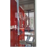instalação quadro elétrico de distribuição Brás