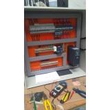 instalação quadro elétrico metálico Jandira