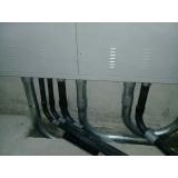 instalações elétricas em alvenaria estrutural Brás