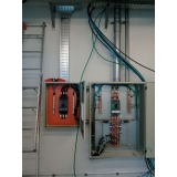 instalação de energia elétrica