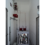 instalações energia elétrica Santa Cruz