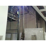 instalações industriais elétrica Santana