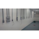 instalações prediais elétricas Santa Cecília