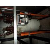 manutenção de cabine primária Jardim Iguatemi