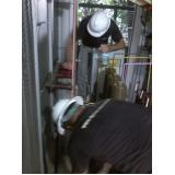manutenção de rede elétrica Brás