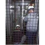 manutenção elétrica em cabine primária Piqueri