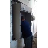 manutenção preventiva de cabine primária Pompéia