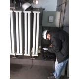 manutenção preventiva preço Pedreira