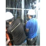 manutenção rede elétrica Jardim Novo Mundo