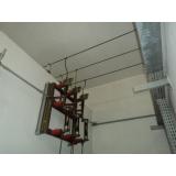 manutenções cabines primárias Moema