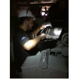 manutenções elétricas em cabines primárias Carandiru