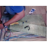 manutenção elétrica corretiva