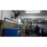 manutenções industriais elétricas Jardim Novo Mundo