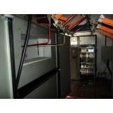manutenção de cabine primária