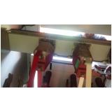 montagem de cabine primária blindada convencional Trianon Masp