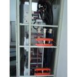 montagem de cabine primária Amparo