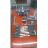 montagem quadro de comando elétrico trifásico Cotia