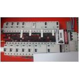 montagem quadro elétrico industrial Sacomã