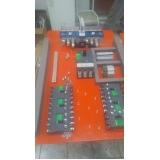 montagem quadro elétrico metálico Jabaquara