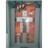 montagem quadro geral elétrico Vila Esperança