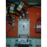onde fazer automação elétrica para edifícios Santa Cecília