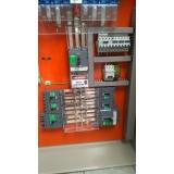 quadro elétrico trifásico com barramento Barra Funda