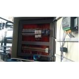 quadros elétricos industriais Pompéia