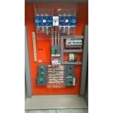 quadros elétricos metálico Jaguaré