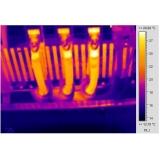 quem faz termográfica de quadros elétricos Aeroporto
