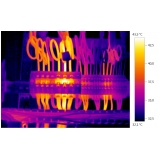 quem faz termográfica em quadros elétricos Franca