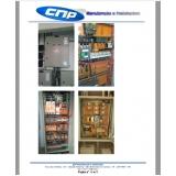 solicitação de laudo elétrico das instalações Parque Mandaqui