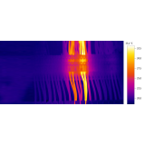 termografias de quadros elétricos Granja Julieta