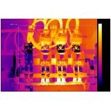 termografias edifícios Vila Prudente