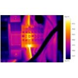termografias em instalações elétricas Cantareira
