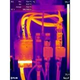 termográfica edifícios