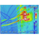 termográfica em quadros elétricos Santa Cruz