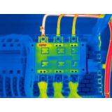 termográfica infravermelha valores Chácara Flora